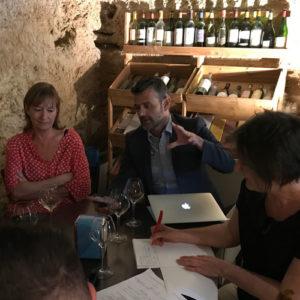 Les nouvelles formes du journalisme, retour sur notre rencontre avec Valérie Hernandez et Hubert Vialatte