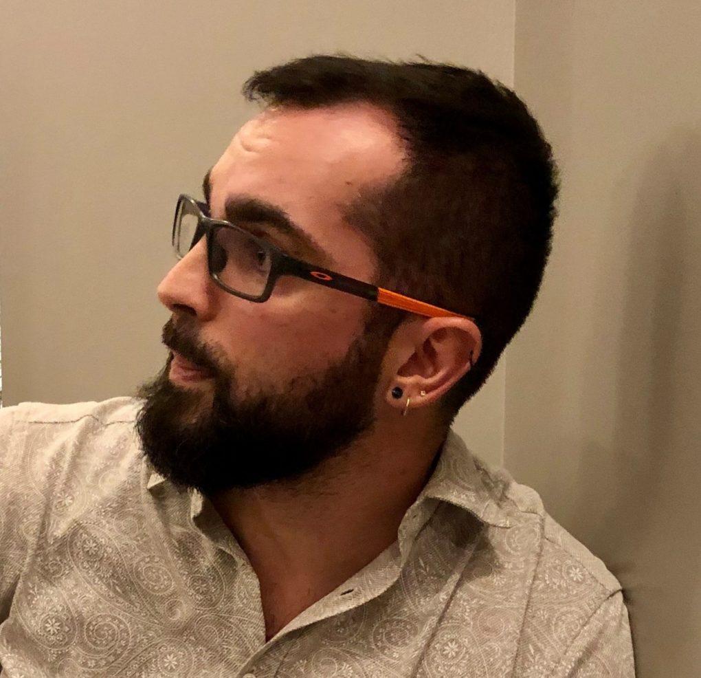 Cyril Berneau est le nouveau  directeur adjoint de la communication de l'Hérault